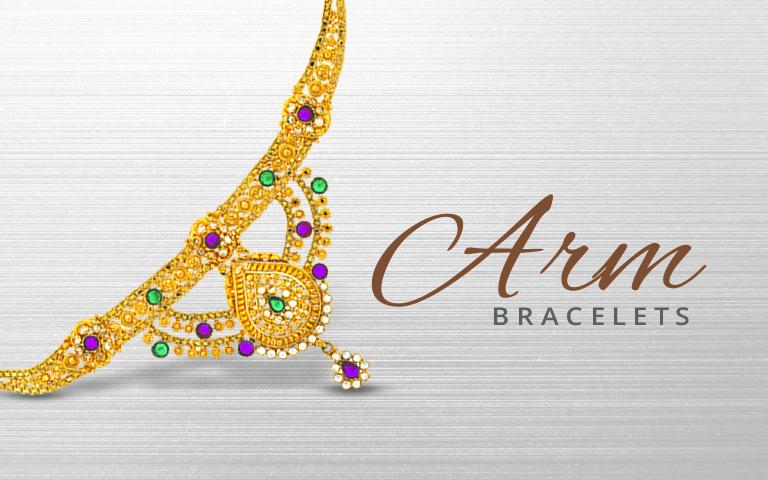 Arm Bracelets (Baju Bandh) Thnumb Image