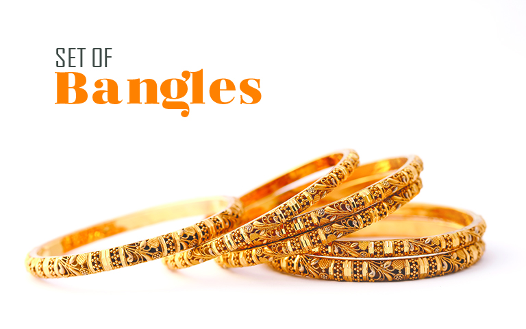 Set of Bangles Thnumb Image